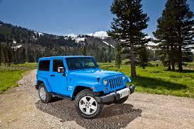 jeep wrangler 4 door blue 2012 jeep wrangler gets 3 6 liter pentastar v6 with 285 ponies and