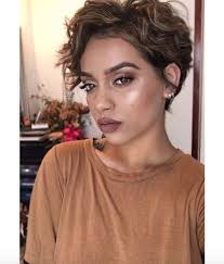 oval face with tapered afro haircut 30 perfect pixie haircuts for chic short haired women
