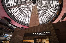 r m williams melbourne central shot tower vic storepro