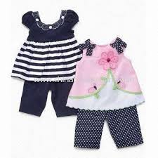 wholesale baby clothing set includes top and buy discount