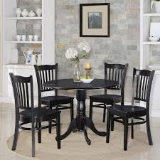 Black Granite Kitchen Table by 5 Piece Dining Set Gold Ceramic Kitchen Backsplash Trends Teak