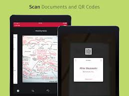 Iphone 4 Scan Qr Code by Scanbot 2 0 Brings Ipad Support And Smart Qr Code Scanner