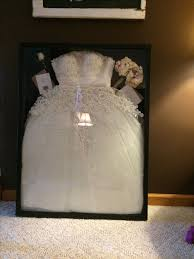 wedding dress shadow box wedding dress storage wedding corners