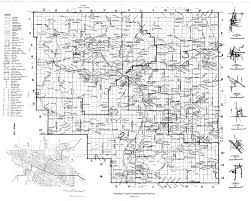 Sheridan Wyoming Map Sheridan County Elections