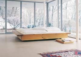 Wood Platform Bed Frames 10 Easy Pieces Wood Platform Bed Frames Remodelista