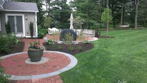 Paver Patio Designs With Fire Pit Fire Pits Design Marvelous Paver Patios With Fire Pit Best