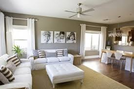 Living Room  Dining Room Design Photo Of Goodly Living Room - Living and dining room design ideas