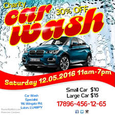 car wash instagram template postermywall