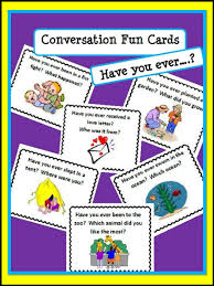 esl thanksgiving esl conversation starters present perfect tense have you ever