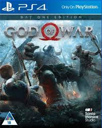 this is god of war 4 s exclusive cover for day one edition segmentnext
