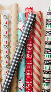 sided wrapping paper 953 best christmas wrapping paper images on retro