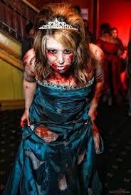 Zombie Halloween Costumes Girls 212 Zombies Curlers Images Halloween Ideas