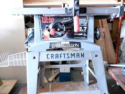 10 Craftsman Table Saw Craftsman Limited Edition 10 Inch Table Saw Art Framing Equipment