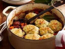 classic beef stew with dumplings recipe food to love