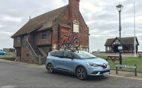 renault grand scenic luggage capacity extended test 2017 renault grand scenic 130 dci