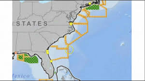 Map Of Mexico Coast by Get Ready For Huge War Games On Our East Coast Gulf Of Mexico
