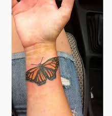 25 unique butterfly tattoos on wrist ideas on pinterest