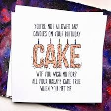 funny birthday card sayings