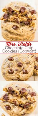 mrs fields brownies mrs fields chocolate chip cookies copycat averie cooks