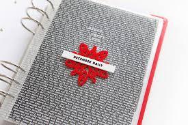 Photo Album Pages Sticky Ali Edwards Design Inc Blog December Daily 2015 Foundation