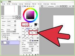 how to use painttool sai 10 steps with pictures wikihow