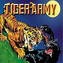 army photo album tiger army album