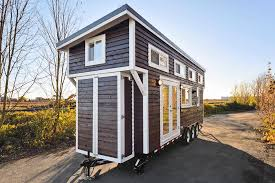 Design House Vanity Tiny House On Wheels W Big Kitchen And Double Sink Vanity