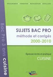 sujet bac pro cuisine sujet bac pro cuisine 28 images fiche bilan de comp 233 tences