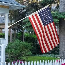 Porch Flag 7 U0027 Spinner Flagpole Rotating Flag Pole Holder