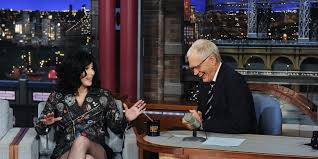 David Letterman Desk 10 Of David Letterman U0027s Most Shocking Interviews From Cher And