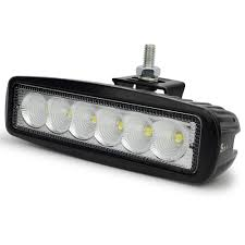 Truck Lighting Ideas by Safego 6inch 18w Led Work Light 12v For Tractors Indicator