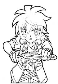 cartoon beyblade coloring pages cartoon coloring pages of
