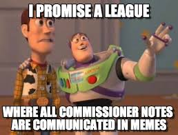 A League Memes - i promise a league x x everywhere meme on memegen