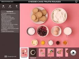 cours de cuisine patisserie mon cours de cuisine pâtisserie marabout iphone apps