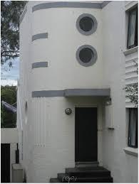Art Deco Window Treatments Home Design Art Deco House Design Master Bedroom With Bathroom