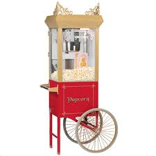 rent popcorn machine popcorn machine w cart rentals portland or where to rent popcorn