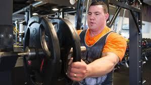World Bench Press Champion Quadzilla U0027 Wants To Smash Powerlifting World Record In Serbia