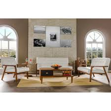 Rooms To Go Coffee Tables by Baxton Studio Baxton Studio Mid Century Masterpieces Club Chair