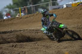 pro motocross standings adam cianciarulo moves into second place in the championship