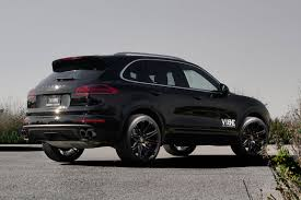porsche cayenne all black porsche cayenne s on 22