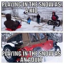 jeep snow meme pin by amanda lucas on jeep pinterest jeeps jeep life and jeep