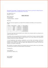 payment letter format 14 payment reminder letter survey template words