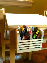 kids art table with storage svala kids art table with storage ikea hackers
