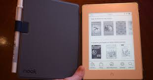 Barnes And Nobles Games Barnes U0026 Noble U0027s New Nook Glowlight Plus Is Waterproof And Made Of