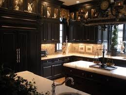 black kitchen cabinets design ideas kitchen design pictures remodel decor and ideas