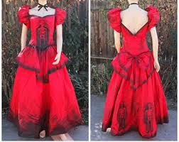 lydia beetlejuice wedding dress lydia wedding dress etsy