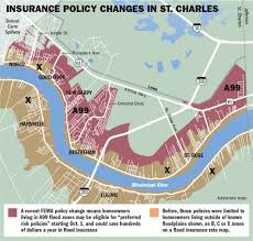 New Orleans Elevation Map by Thousands In St Charles Parish May Be Eligible For Lower Flood