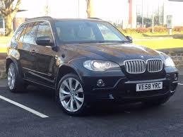 Bmw X5 2008 - 2008 sep 58 bmw x5 3 0 sd m sport 5 doors auto diesel