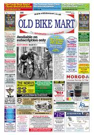 old bike mart february 2015 by mortons media group ltd issuu