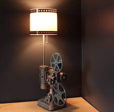 elegant cream nuance of the home movie projector can be decor with